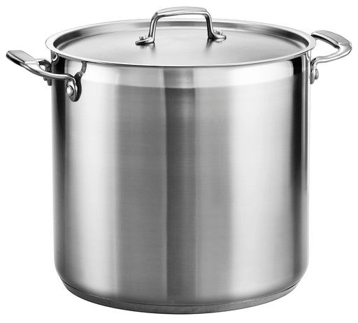 Covered Stock Pot