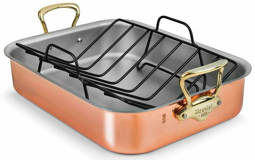 Copper roaster