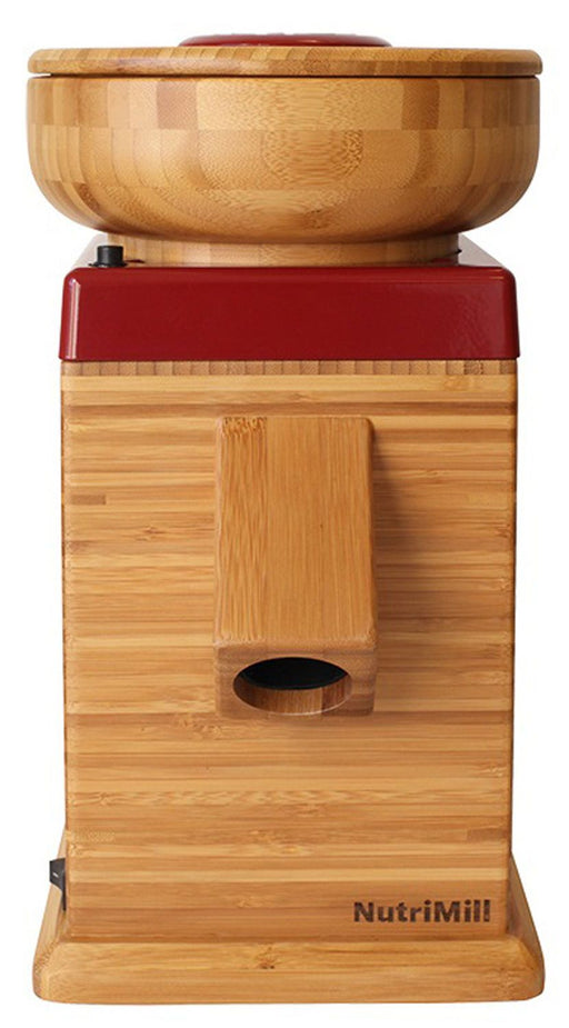 Watts Stone Grain Mill Flour Grinder Cayenne Red