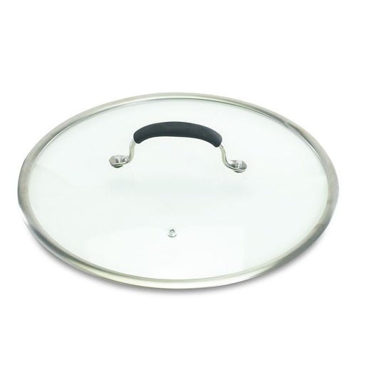 "12"" Tempered Glass Lid"