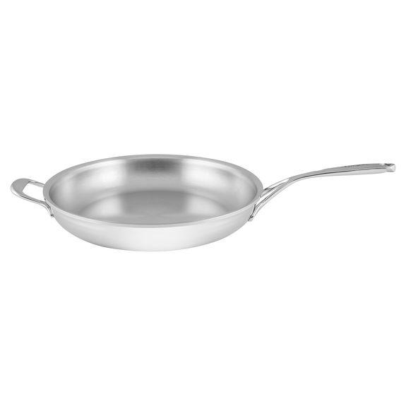 Fry Pan With Helper Handle