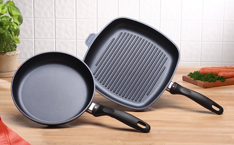 Fry Pan And Grill Pan
