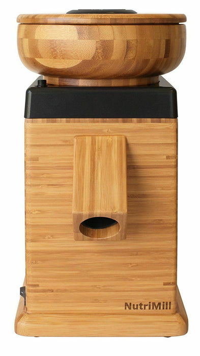 Watts Grain Mill Black
