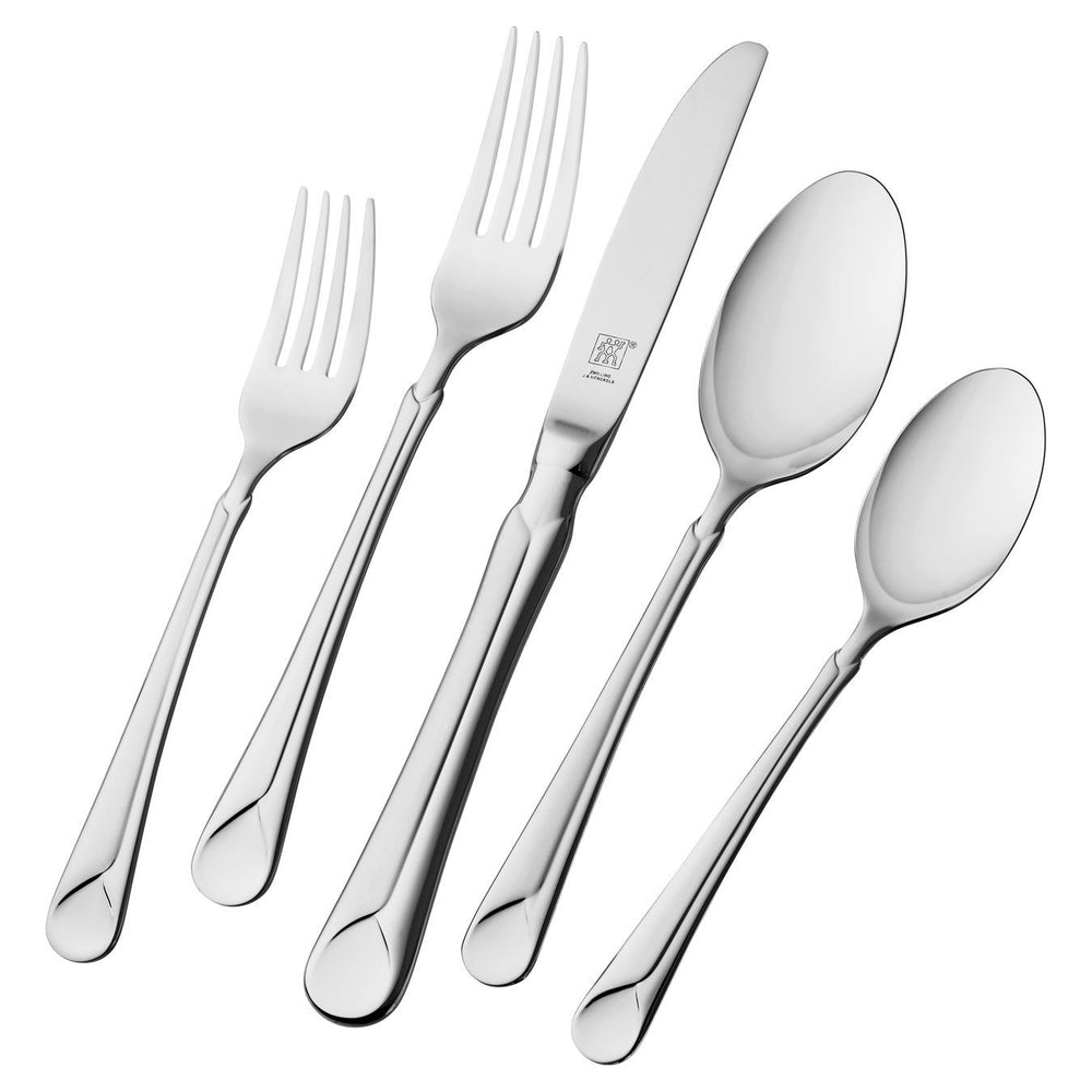 45-pc Flatware Set