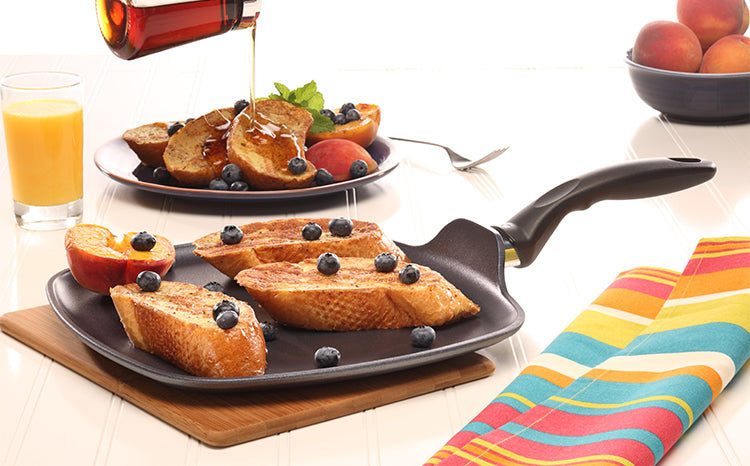 "Swiss Diamond Square Non-Stick Griddle - 11"" X 11"""