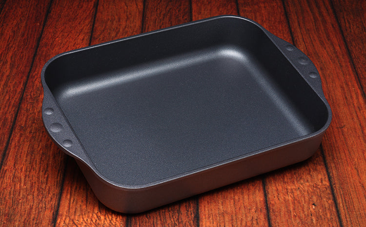 Swiss Diamond Nonstick Large Roasting Pan - 5.8 QT