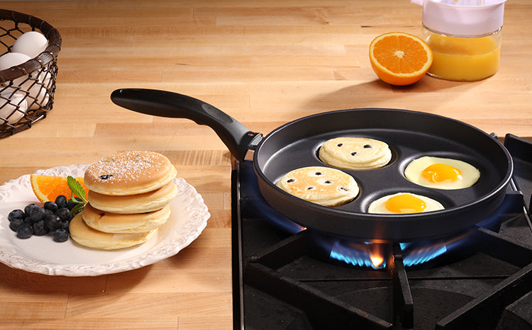 Swiss Diamond Induction Nonstick Plett (Swedish Pancake Pan)
