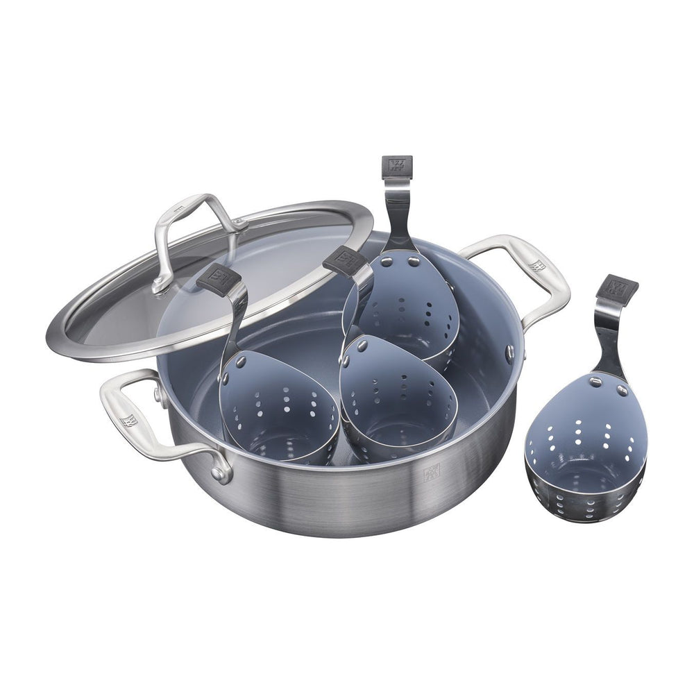 Breakfast Pan & Egg Poacher