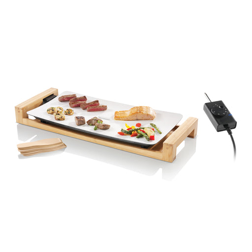 Fusion table grill