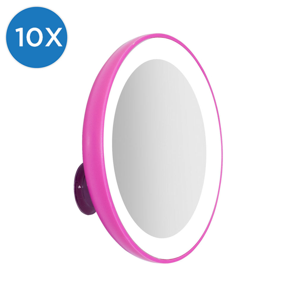 lighted spot mirrors