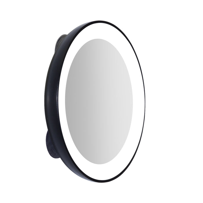led lighted spot mirror