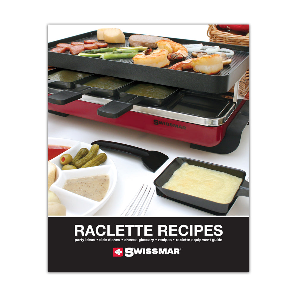 Raclette Recipe Book