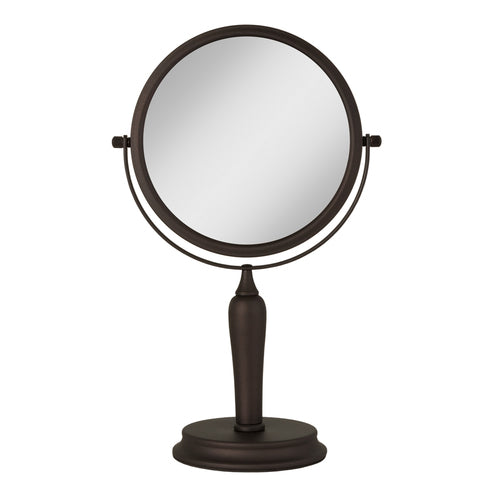 Vanity Swivel Mirror Bronze