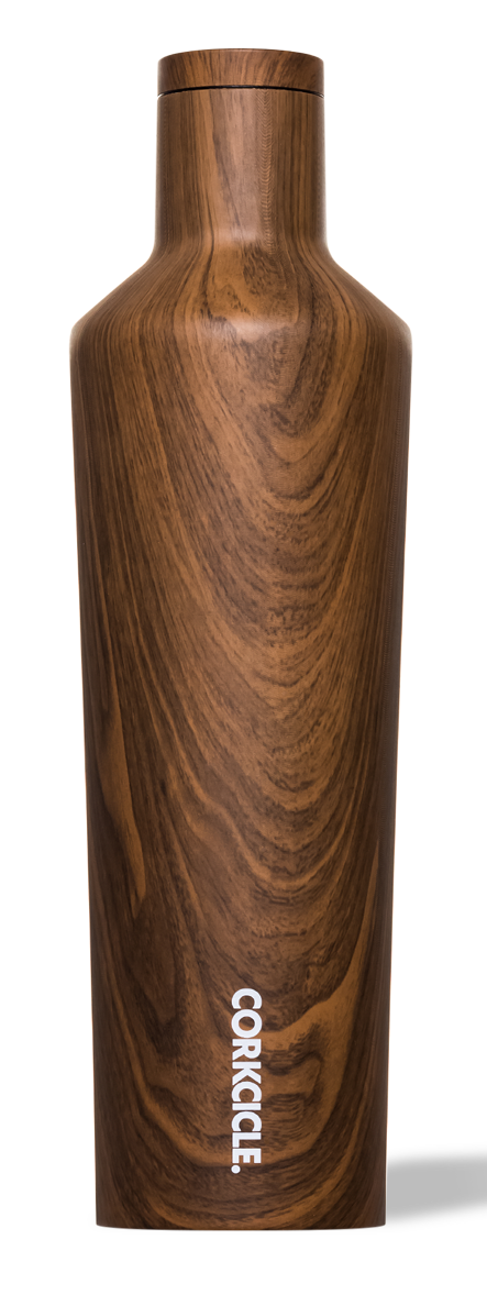 Insulation Water Bottle Walnut