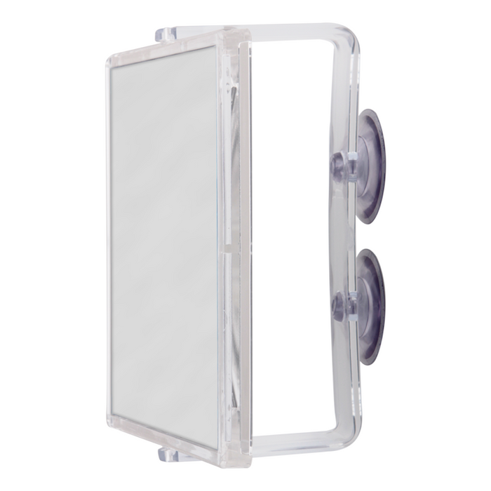 Zadro Z'Fogless Fog Free 2X Suction Cup Swivel Mirror
