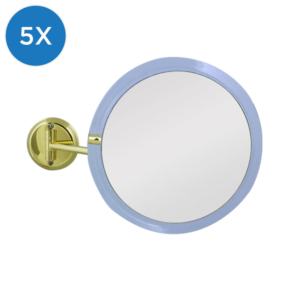 Dual-Arm Wall Mount Mirror