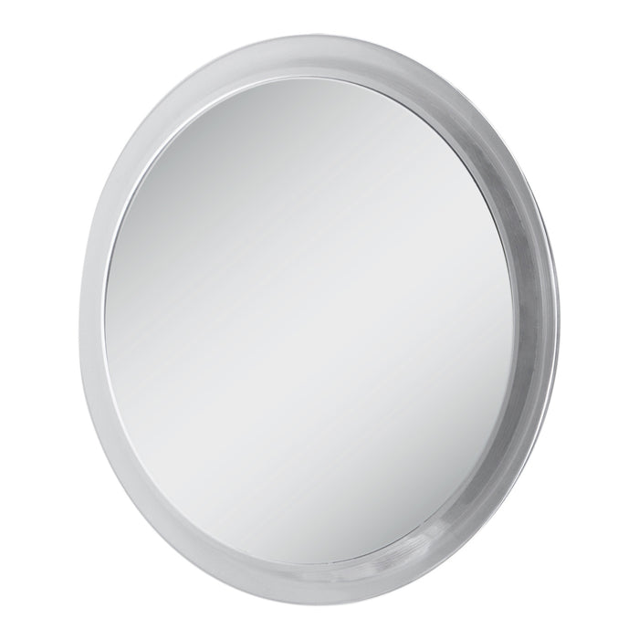 Zadro Clear Acrylic Compact Suction Cup Mirror (7X)