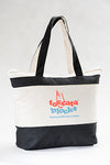 Toccata Blocks Canvas Bag