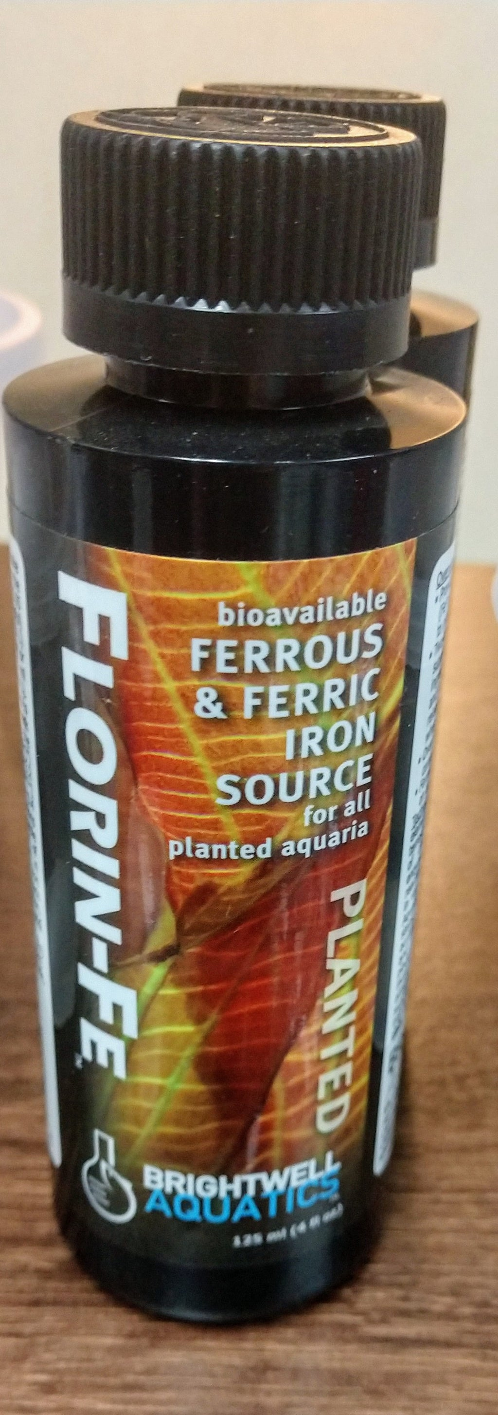 Ferrous & Ferric Iron Source