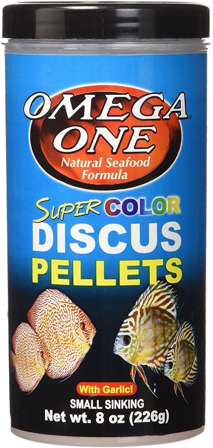 Super Color Discus Pellets-Sinking