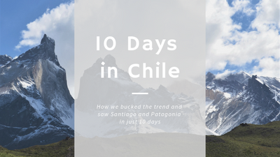 8 Days in Chile