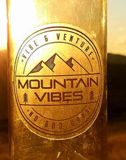 Mountain Vibes Sticker