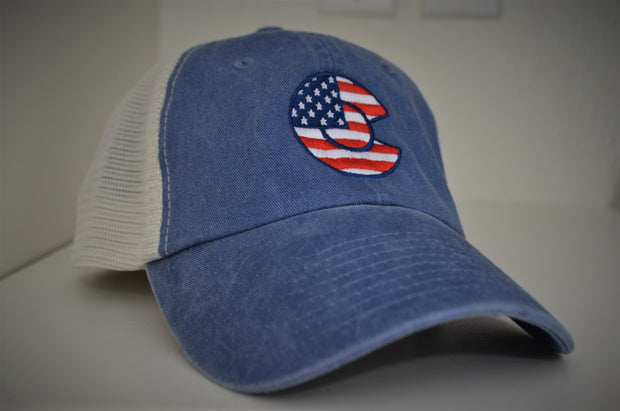 Colorado USA Hat