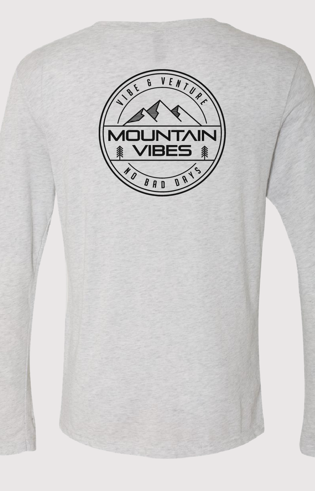 Mountain Vibes Long Sleeve (unisex)