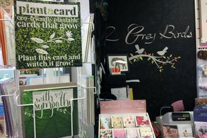 Welcome to our first stockist! - Plantacard