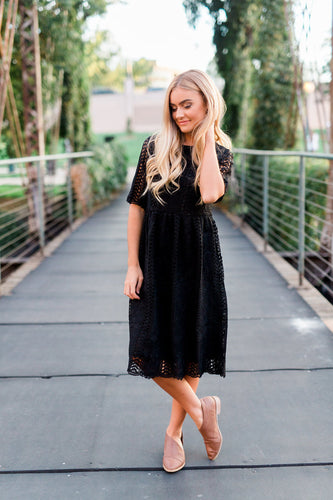 Milan Lace Dress