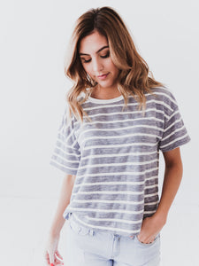 Marlow Striped Tee