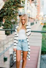 Ribbed Cardigan