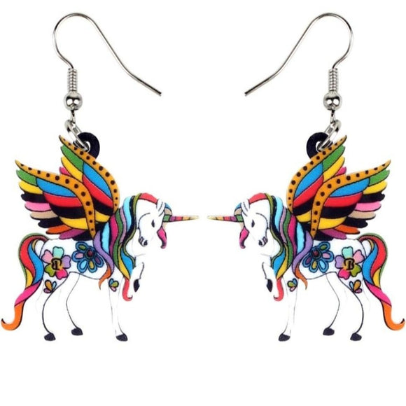 Alicorn Earrings