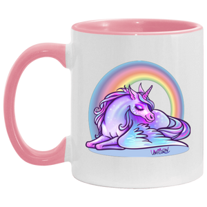 Rainbow & Winged Unicorn Mug