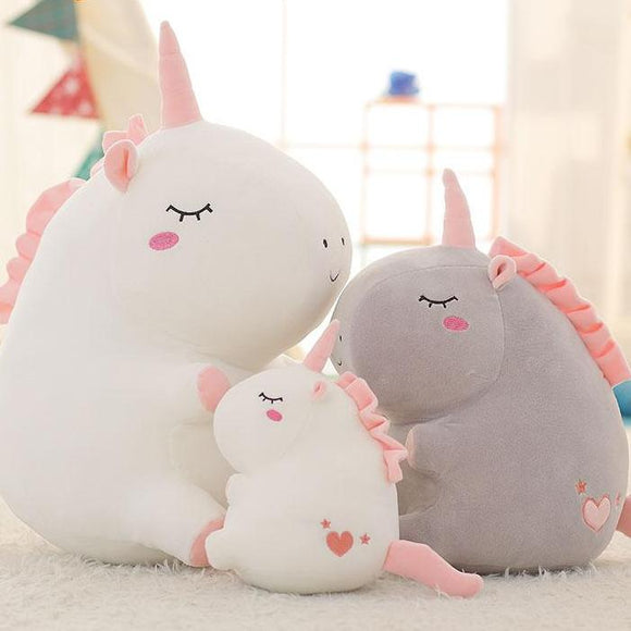 Unicorn Plush Dolls