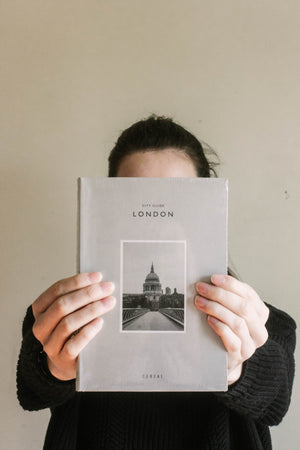 Cereal City Guide London - MAULE & MAULE