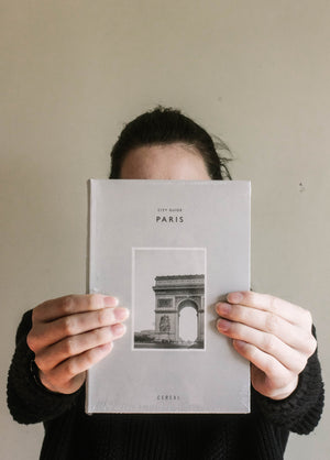 Cereal City Guide Paris - MAULE & MAULE
