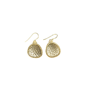 Gold Plated Drop Earrings - MAULE & MAULE