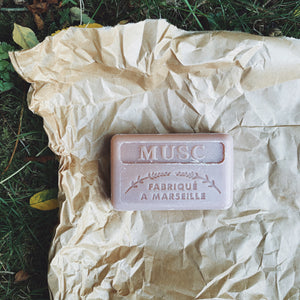 Musk French Soap - MAULE & MAULE