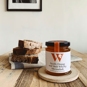 Seville Orange and Malt Whisky Marmalade - MAULE & MAULE