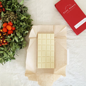 Christmas Edition: Salted White Chocolate