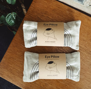 Eye Pillow - Face Design - MAULE & MAULE