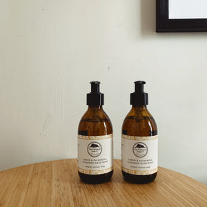 Lemon and Palmarosa Hand and Body Wash - MAULE & MAULE