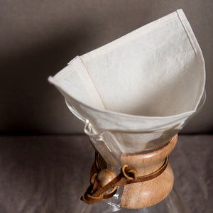 Organic Cotton Coffee Filters - MAULE & MAULE