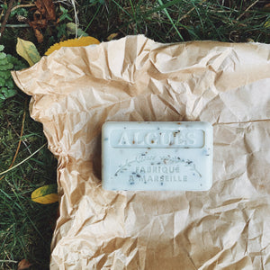 Seaweed Exfoliating French Soap - MAULE & MAULE
