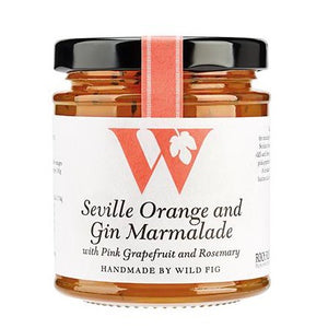 Seville Orange and Gin Marmalade with Pink Grapefruit and Rosemary - MAULE & MAULE