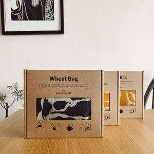 Wheat Bag 'Blue' - MAULE & MAULE