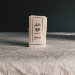 Lemon, Tea Tree and Honey Clarifying Soap