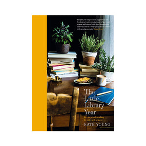 Little Library Year: recipes and reading to suit each season - MAULE & MAULE