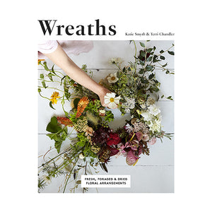 Wreaths (fresh, foraged & dried floral arrangements) - MAULE & MAULE